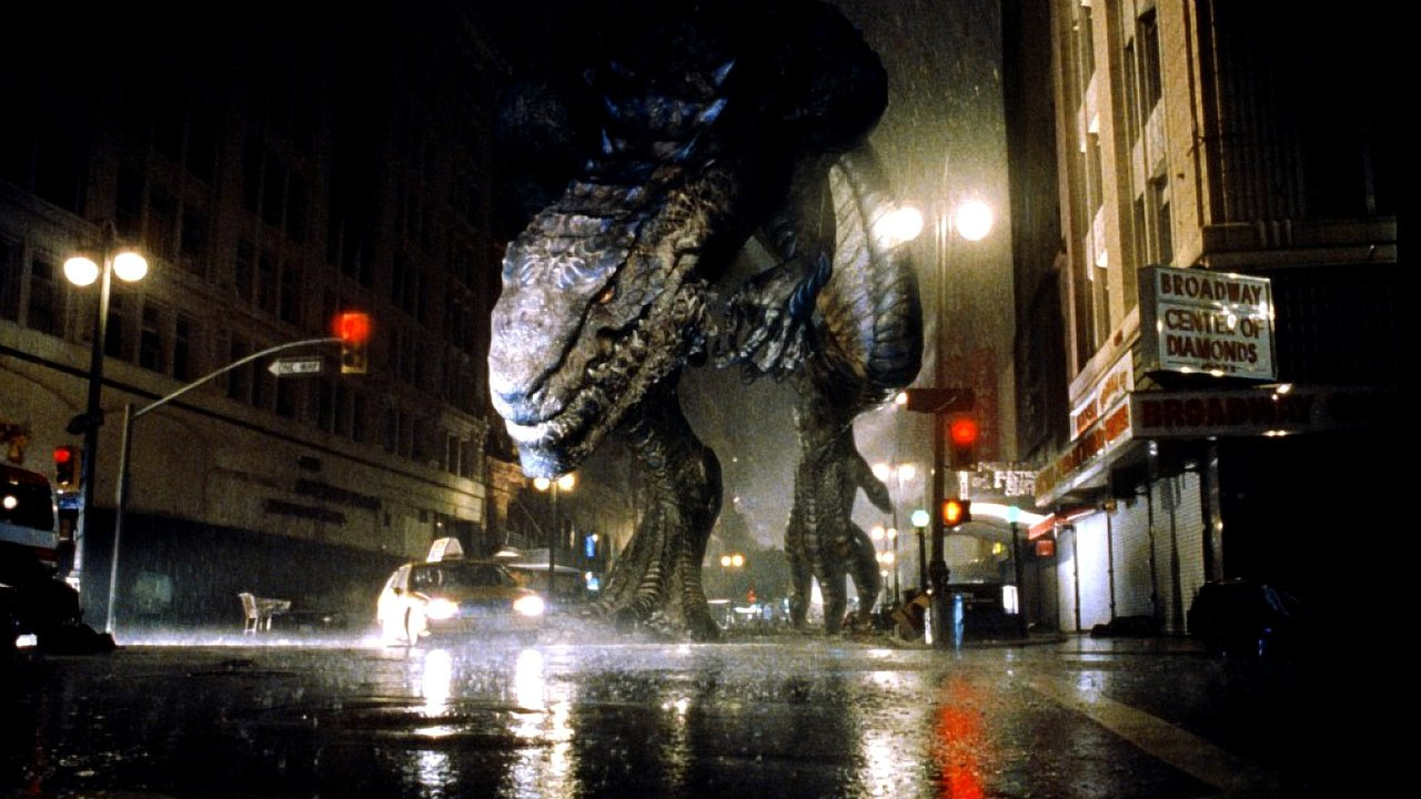 Godzilla - Tržby a návštěvnost