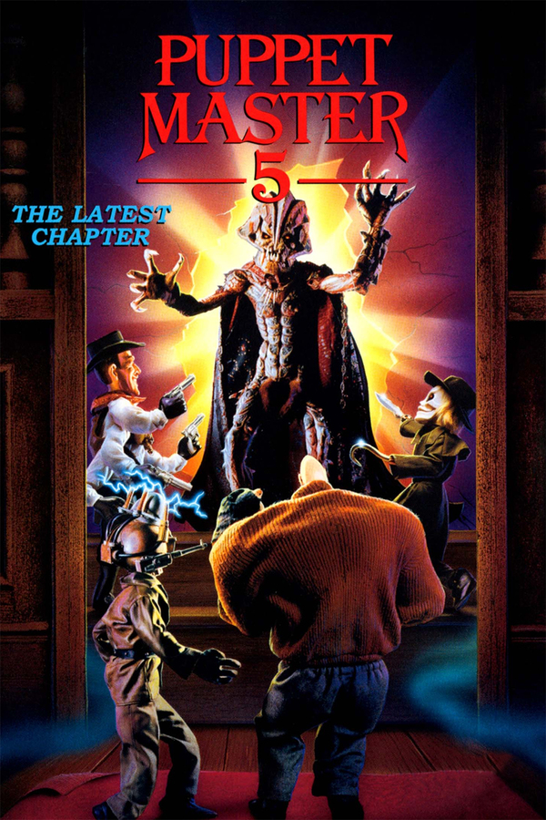 Puppet Master 5: The Final Chapter online