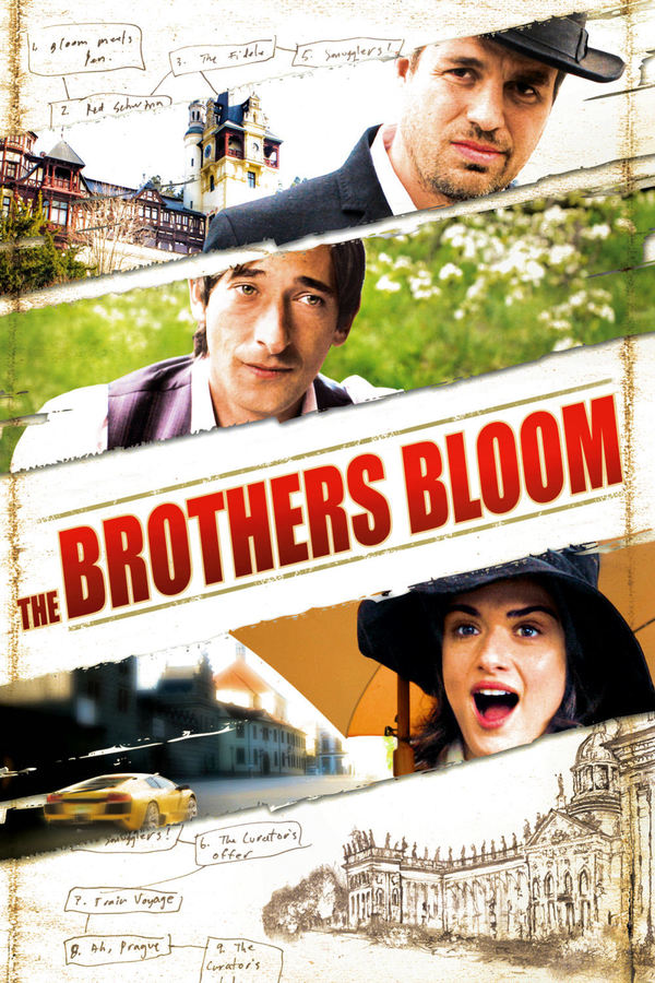 Bratři Bloomovi online