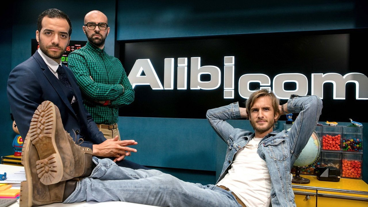 Alibi na klíč online