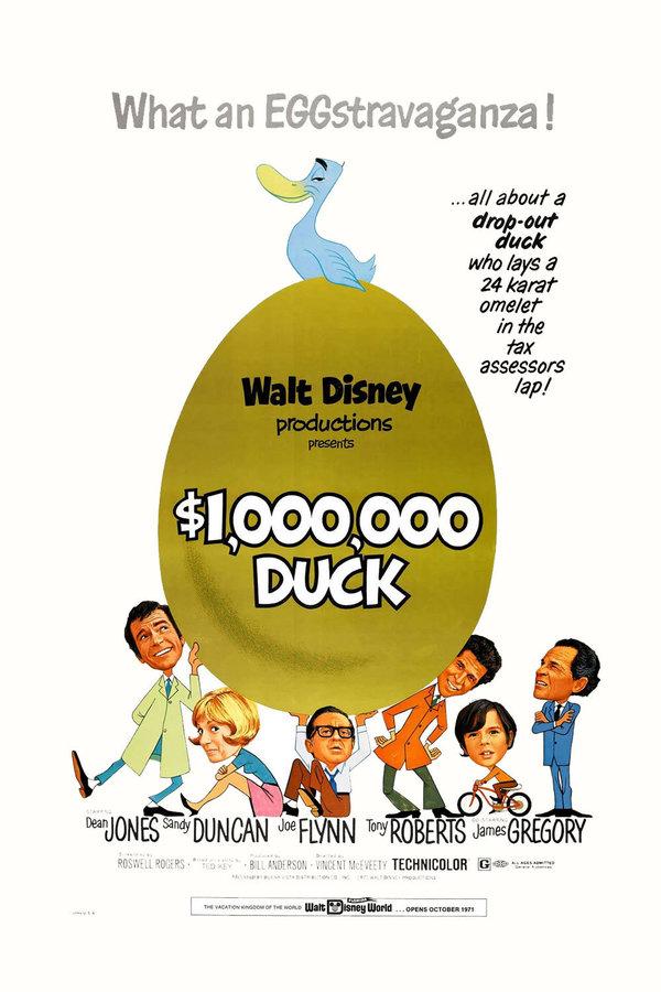 The Million Dollar Duck online