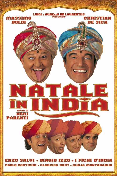 Natale in India online