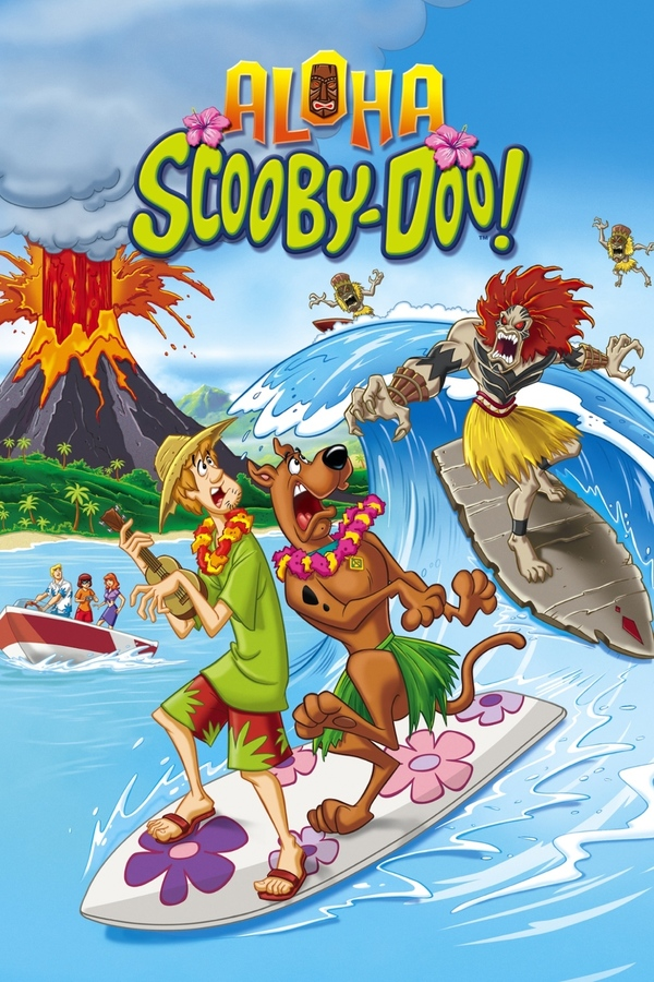 Scooby-Doo: Aloha Scooby-Doo! online