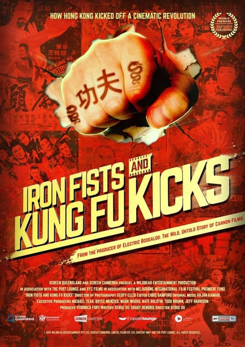 Iron Fists and Kung-Fu Kicks online