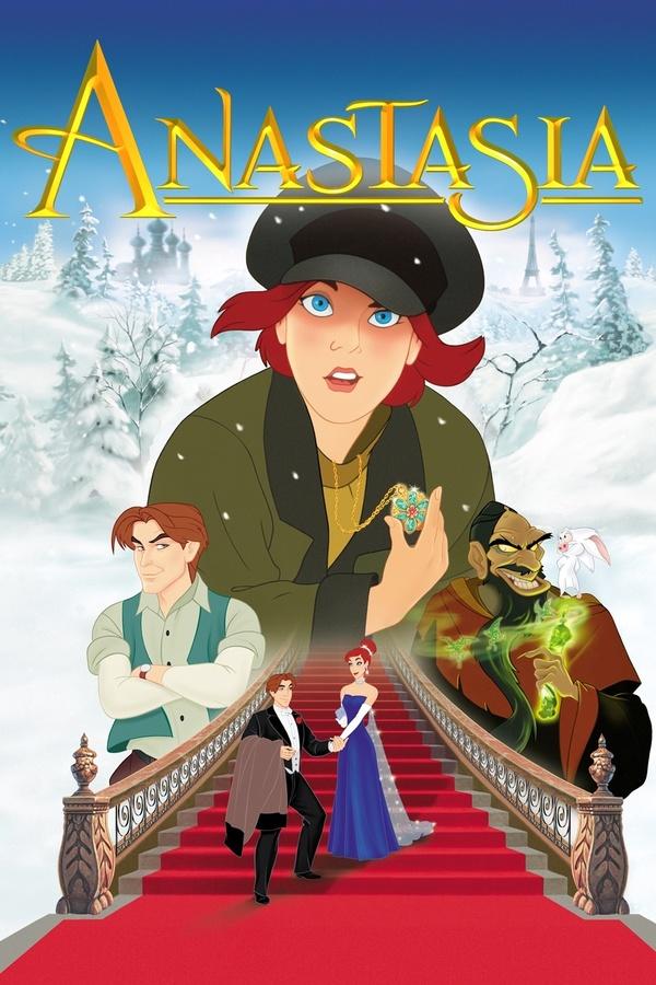 Anastasia - Tržby a návštěvnost