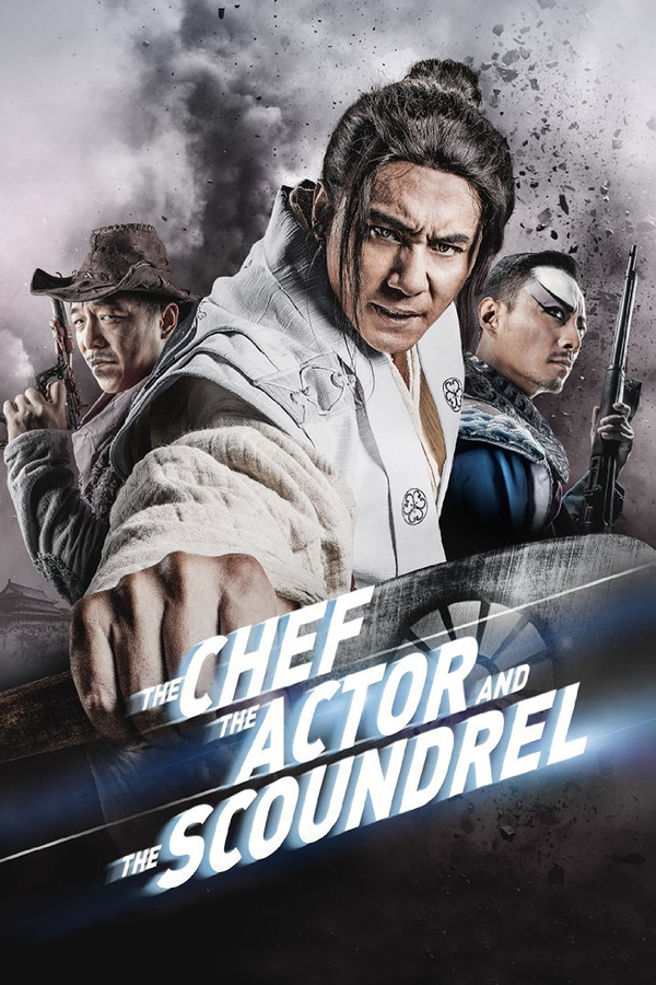 The Chef, The Actor, The Scoundrel online
