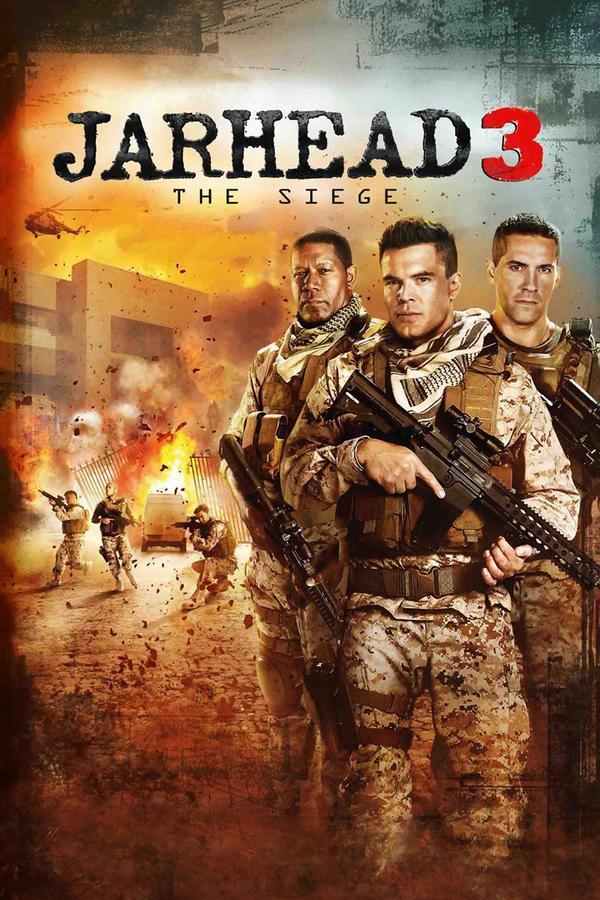 Jarhead 3: The Siege online