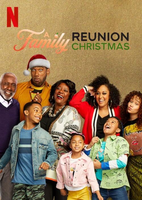 Rodinný sraz na Vánoce online