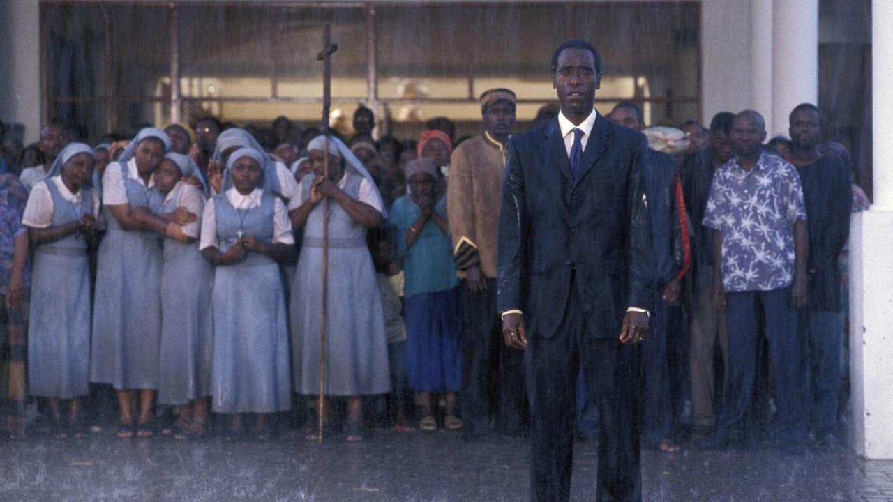 Hotel Rwanda - Tržby a návštěvnost