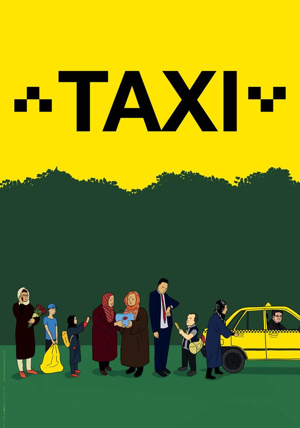 Jafar Panahi's Taxi online