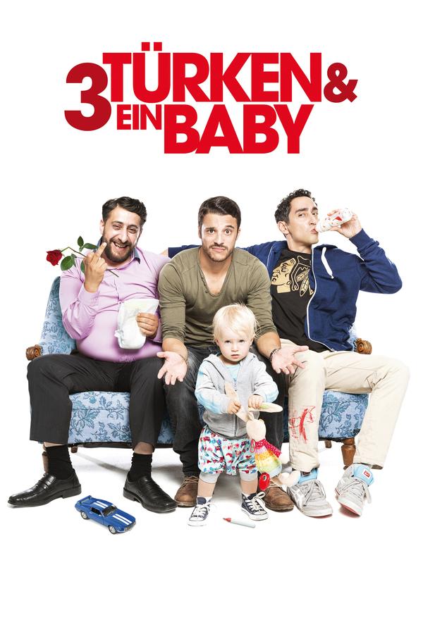 3 Türken and ein Baby online