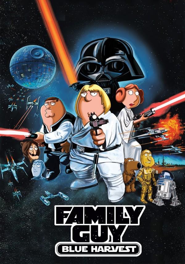 Family Guy: Blue Harvest online