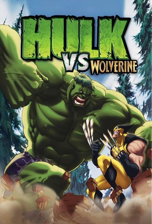 Hulk Vs. Wolverine online