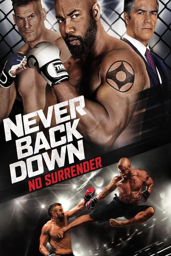 Never Back Down: No Surrender online