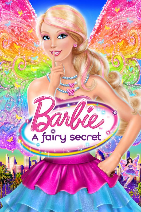 Barbie: Tajemství víl online