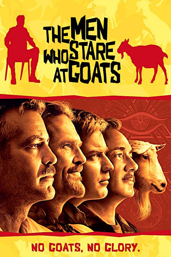 Muži, co zírají na kozy online