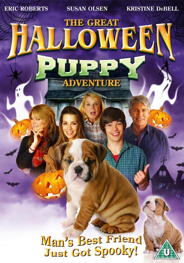 A Halloween Puppy online