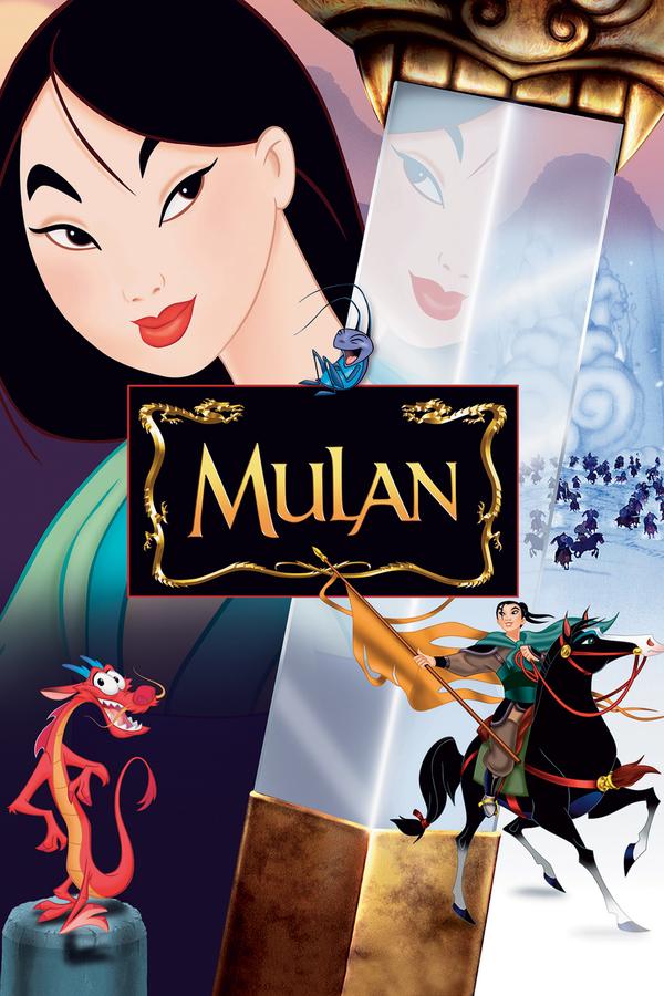 Legenda o Mulan online