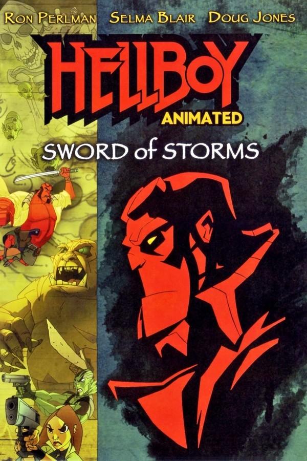 Hellboy: Sword of Storms online