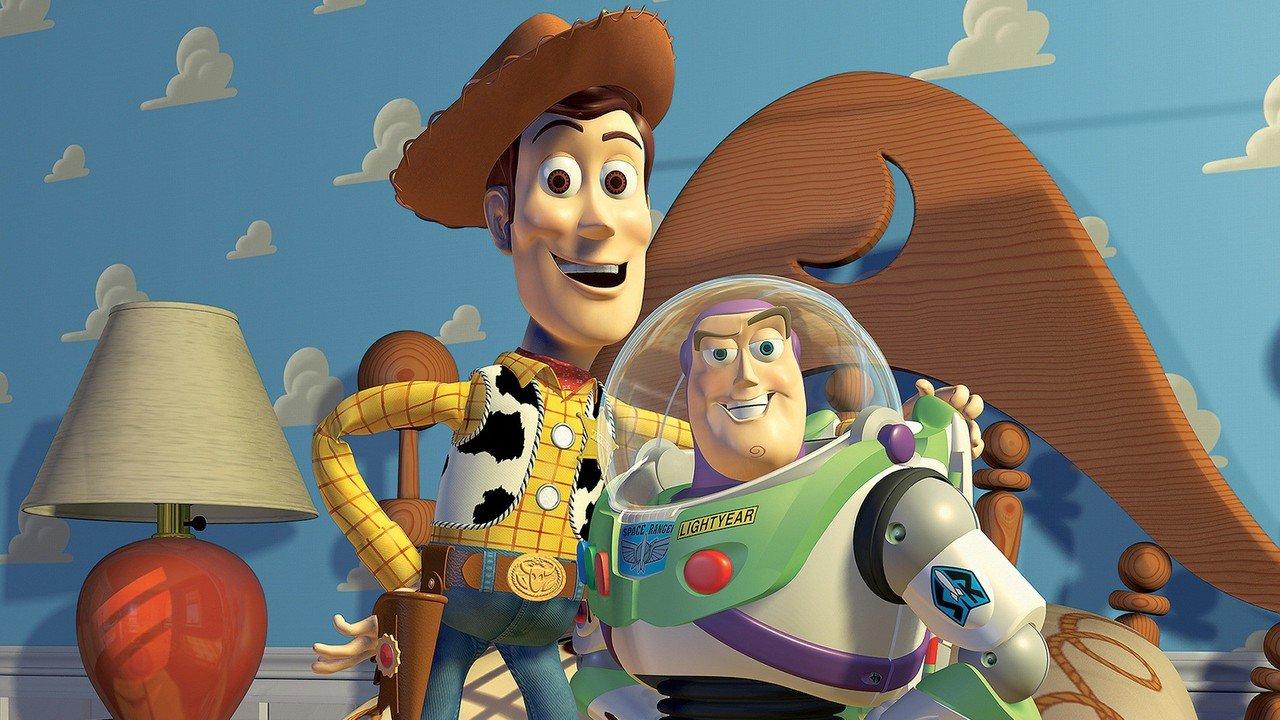 Toy Story - Příběh hraček online