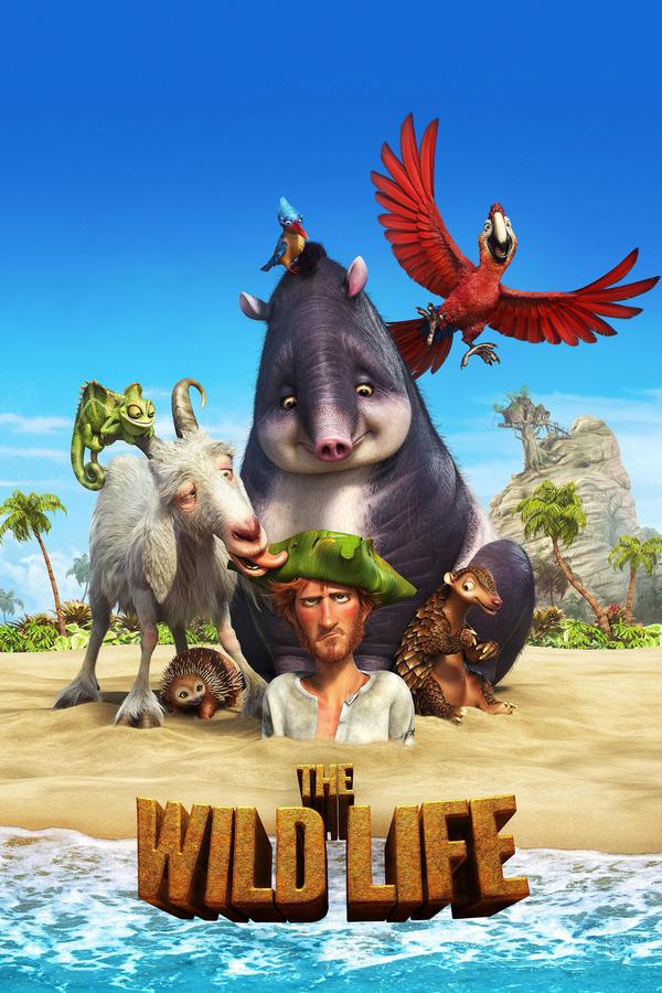 Robinson Crusoe: Na ostrově zvířátek online