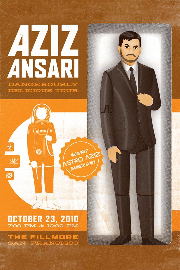 Aziz Ansari: Dangerously Delicious online