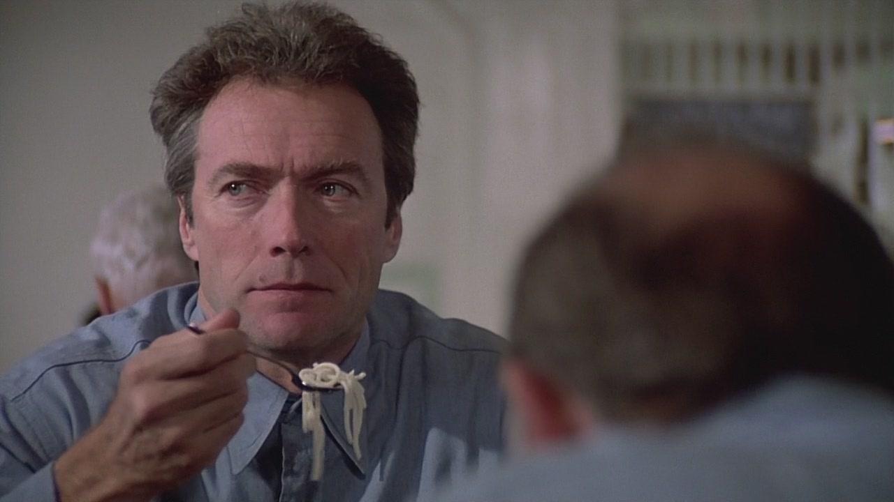 Frank Morris - Útěk z Alcatrazu