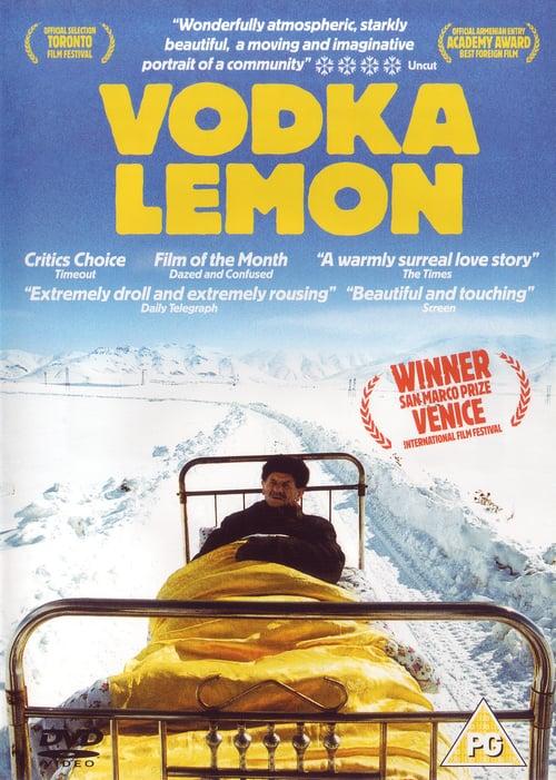 Vodka Lemon online
