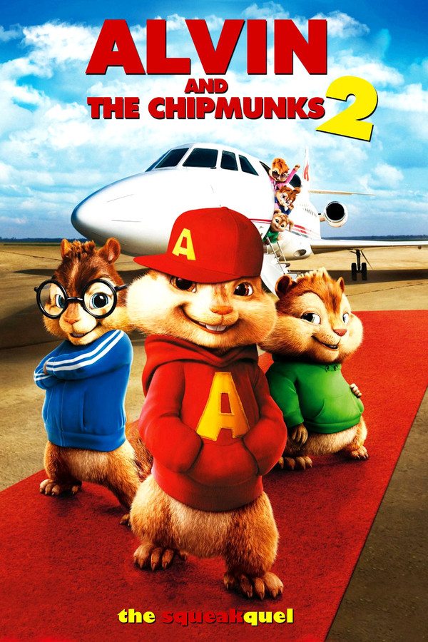 Alvin a Chipmunkové 2 online