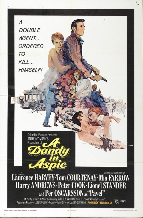 A Dandy In Aspic online