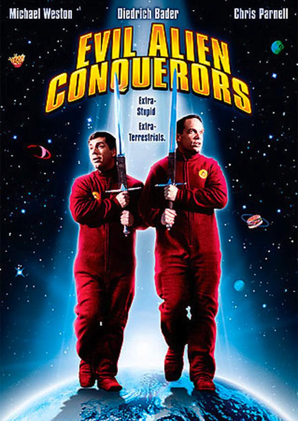 Evil Alien Conquerors online