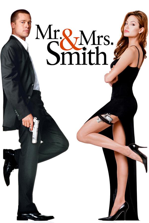 Pán a Paní Smithovi - Tržby a návštěvnost