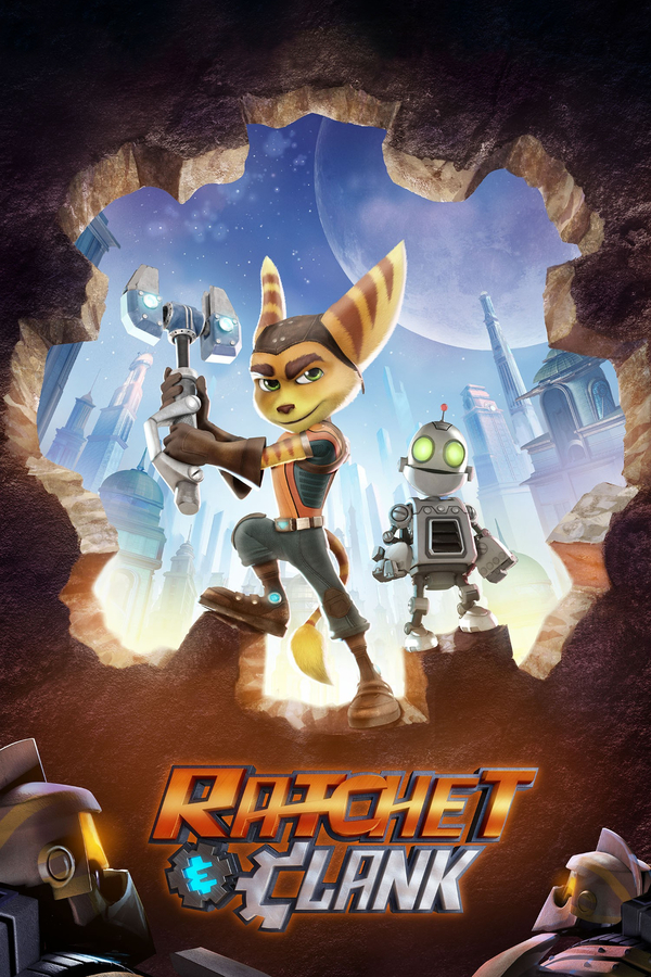 Ratchet a Clank: Strážci galaxie online