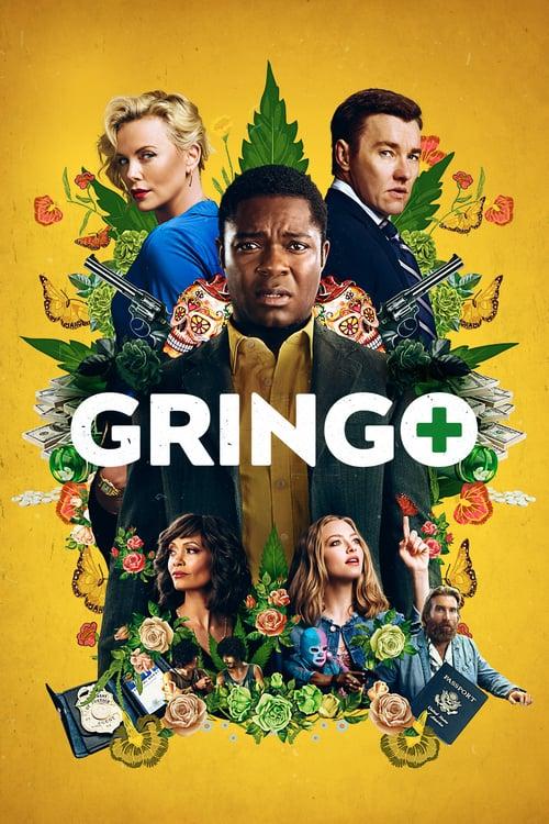 Gringo: Zelená pilule - Tržby a návštěvnost