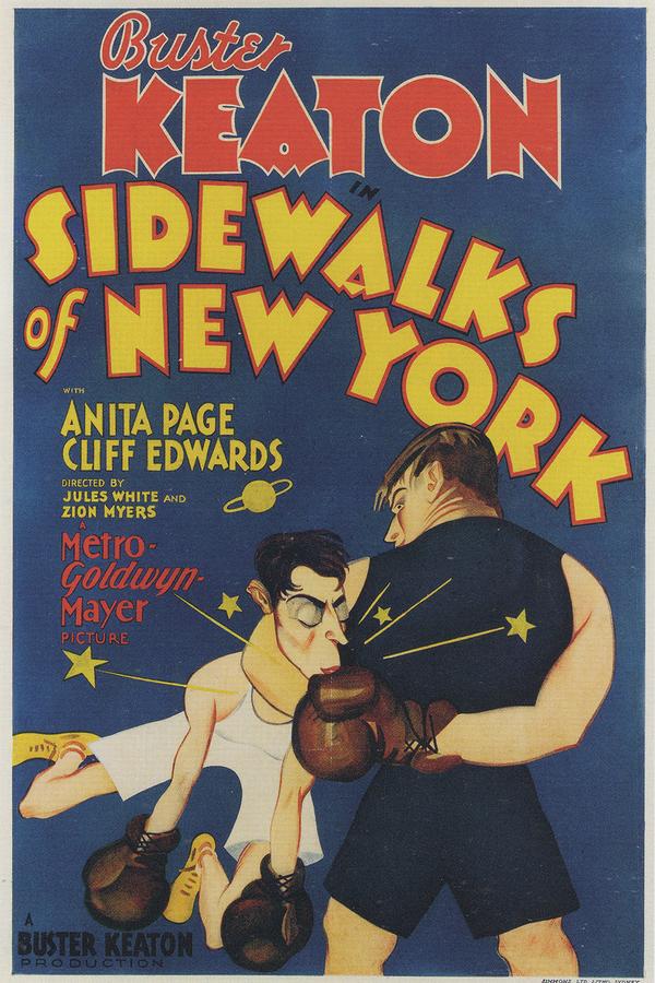 Sidewalks of New York online