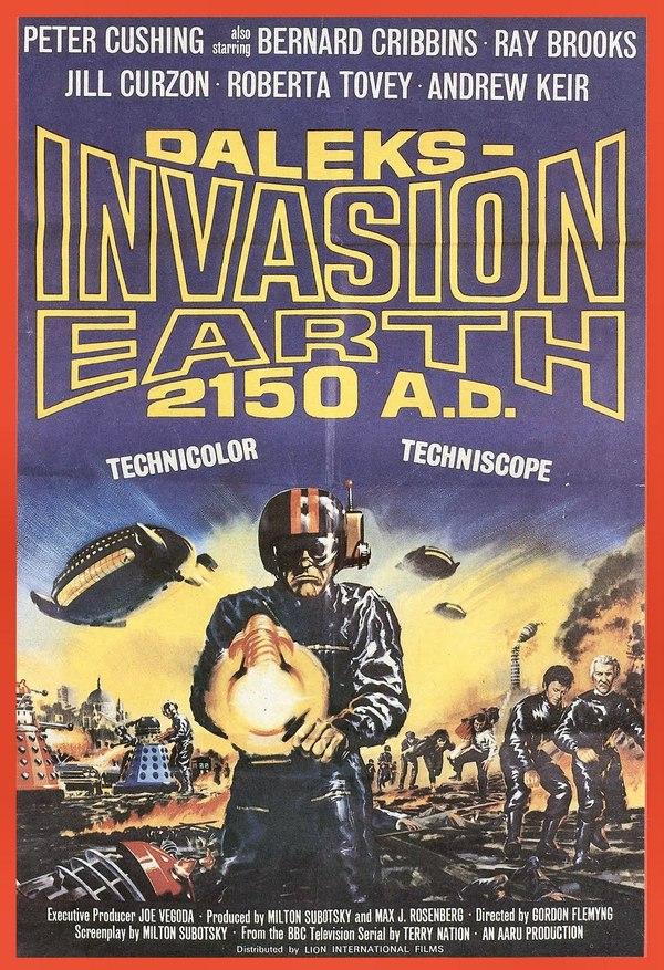 Dr. Who: Daleks Invasion Earth 2150 A.D. online