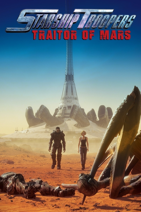 Starship Troopers: Traitor of Mars online