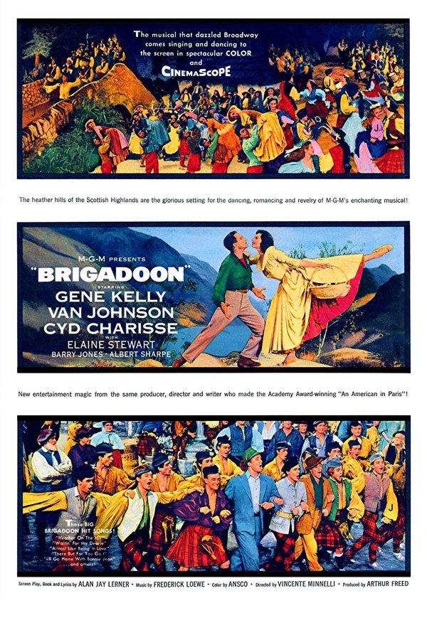 Brigadoon online
