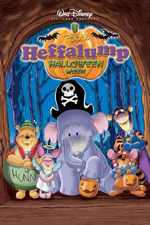 Pooh's Heffalump Halloween Movie online