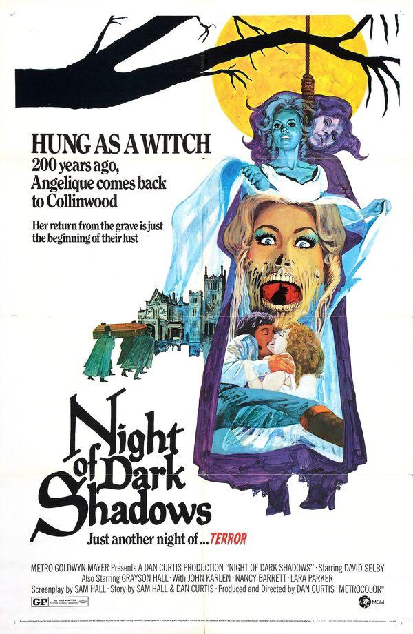 Night of Dark Shadows online