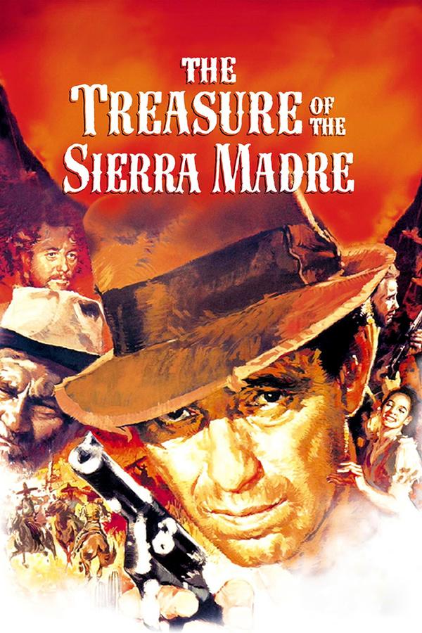 Poklad na Sierra Madre online