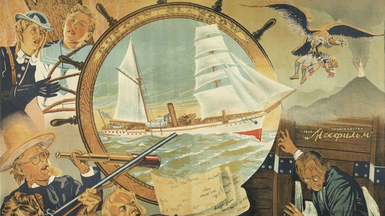Děti kapitána Granta - Tržby a návštěvnost