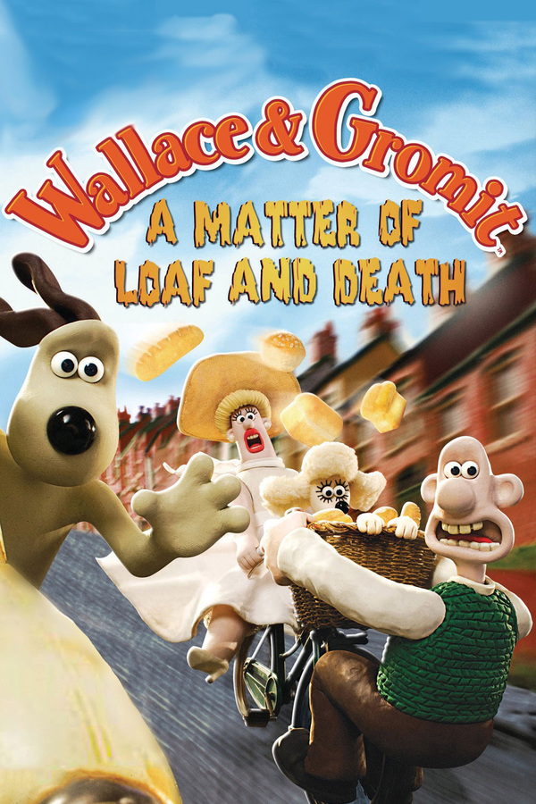 Wallace a Gromit: Otázka chleba a smrti online