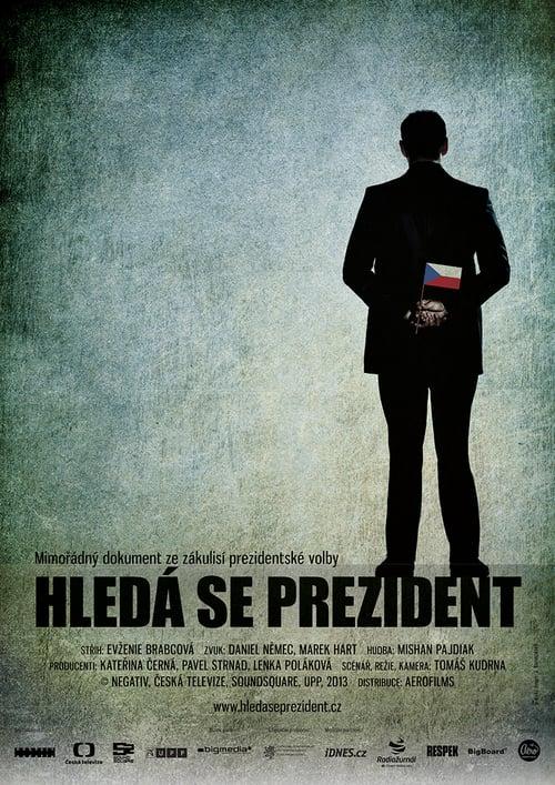 Hledá se prezident online