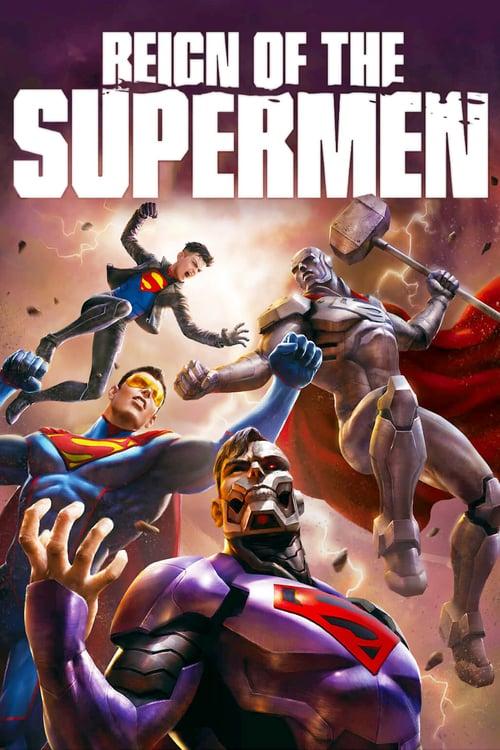 Reign of the Supermen online