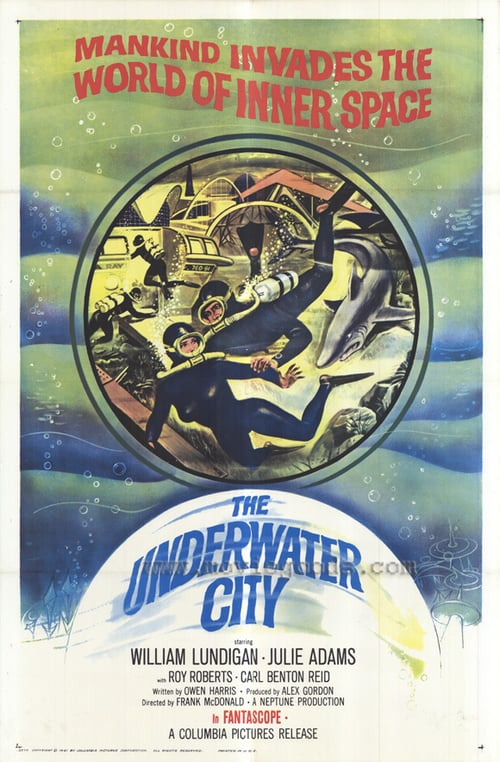 The Underwater City online