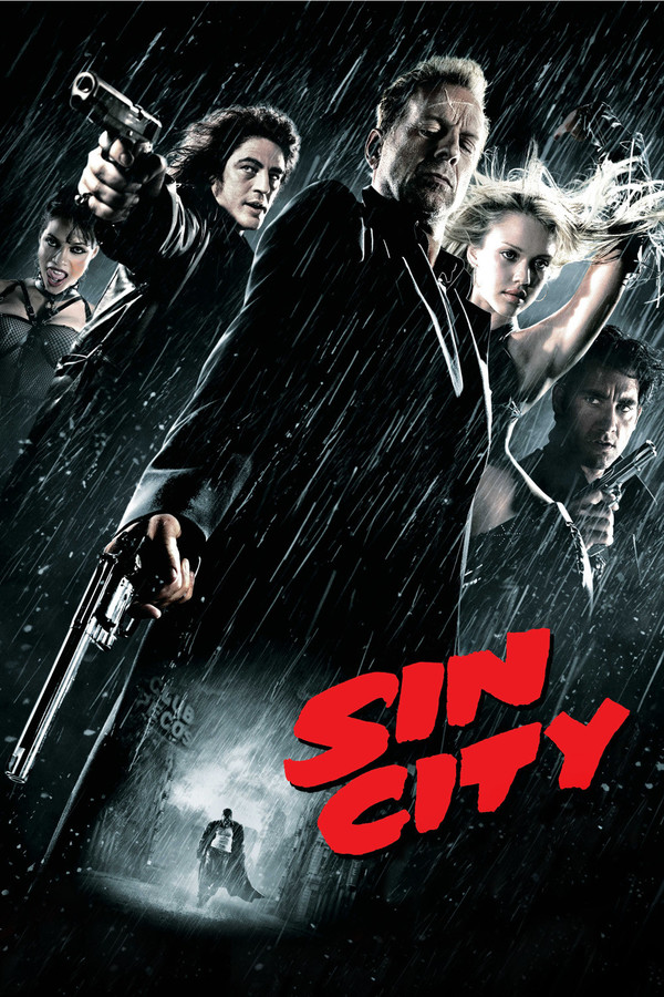 Sin City - město hříchu online