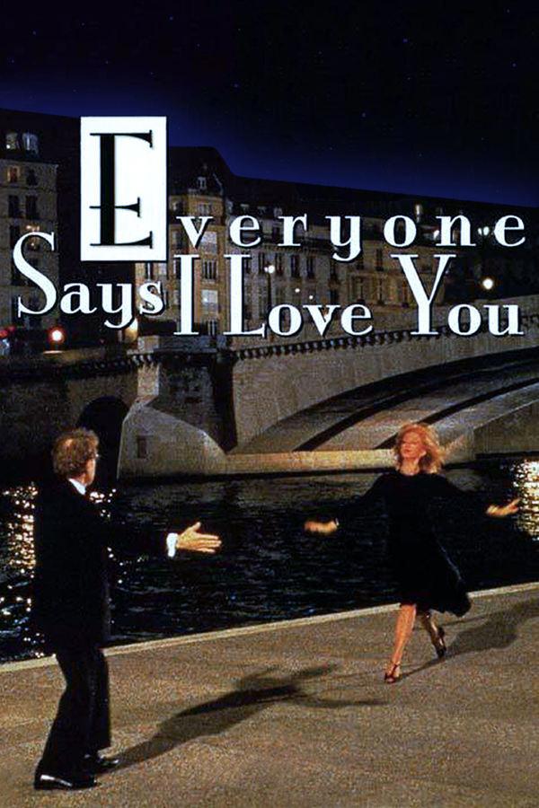 Všichni říkají: Miluji tě online