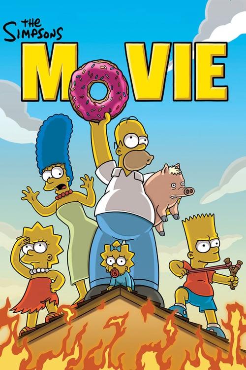 Simpsonovi ve filmu - Tržby a návštěvnost