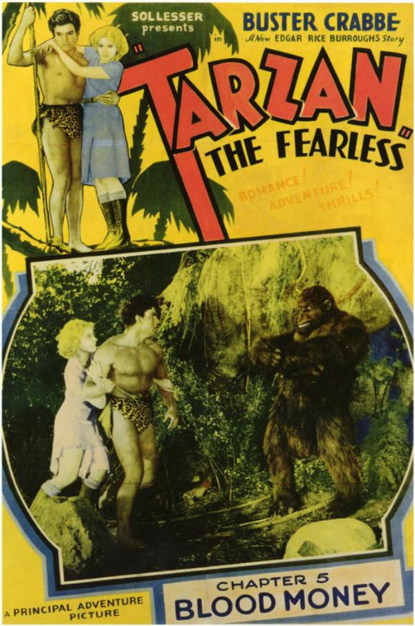 Tarzan the Fearless online
